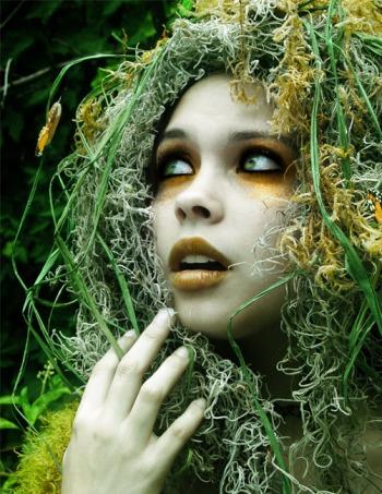 Mossy_dryad_girl__by_PlastikStars