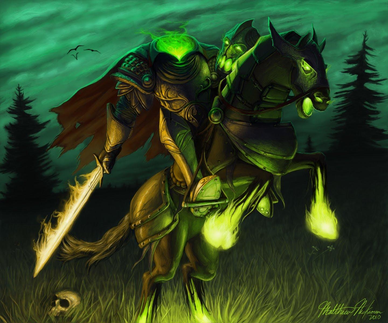 horseman scary headless horseman coloring page horseman