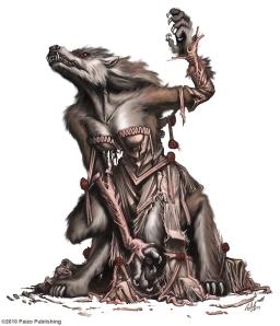 Mythra Werewolf