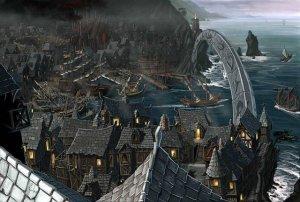 Riddleport Harbor