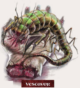 Vescavor Demon