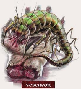 Vescavor Demon